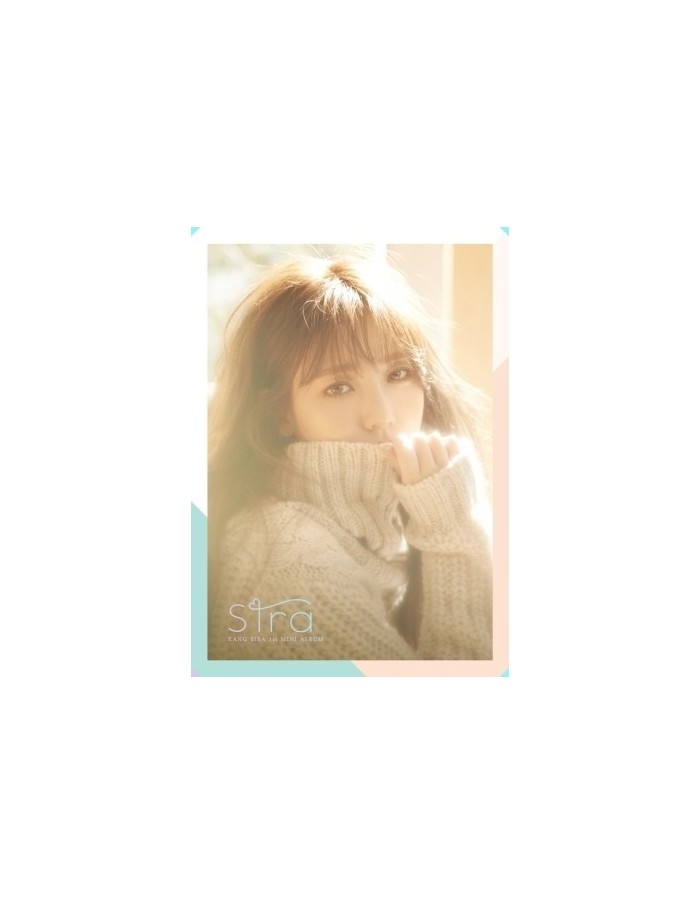 KANG SIRA 1st Mini Album - SIRA CD + Poster [Pre-Order]