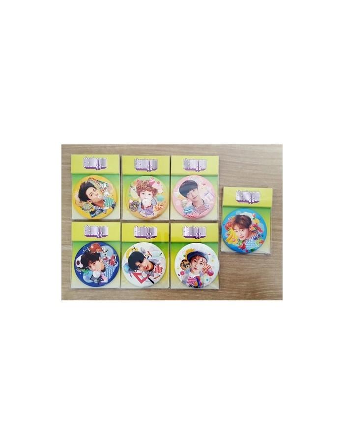 NCT Dream Tin Mirror : Chewing Gum Ver