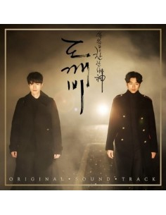 TVN Drama GUARDIAN : The Lonely and Great God O.S.T 2CDs + Poster [Pack2]