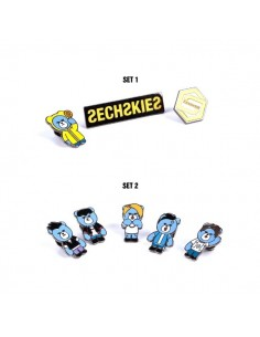 SECHSKIES X KRUNK BADGE SET (2Kinds)