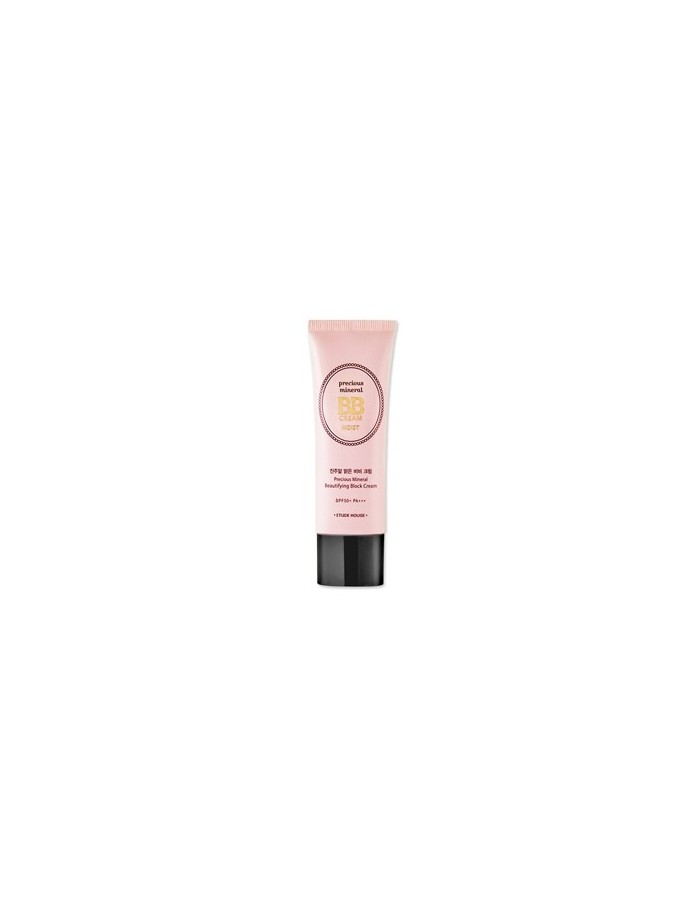 [ETUDE HOUSE] Precious Mineral BB Cream Moist 45g SPF50+/PA+++ (5Kinds)