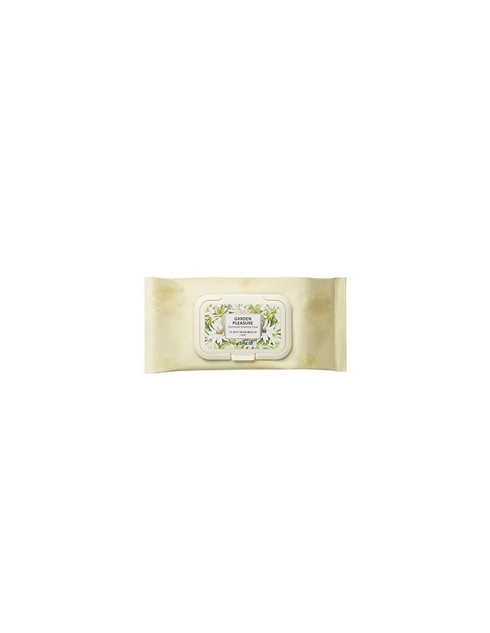 [the SAEM] GARDEN PLEASURE Chamomile Cleansing Tissue (100 sheets)