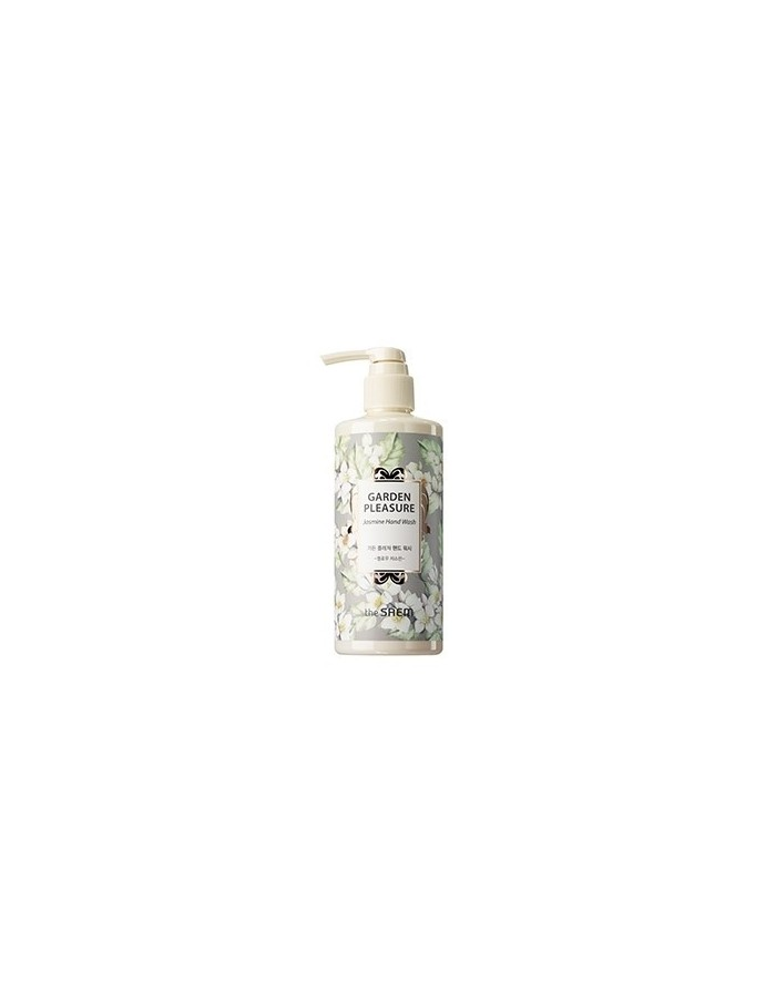 [the SAEM] GARDEN PLEASURE Hand Wash -Mellow Jasmine 300ml