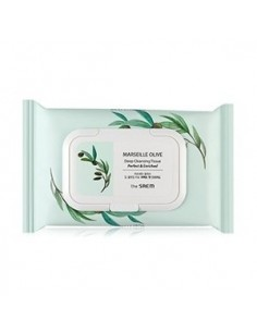 [the SAEM] MARSEILLE OLIVE Deep Cleansingl Tissue (40 sheets)