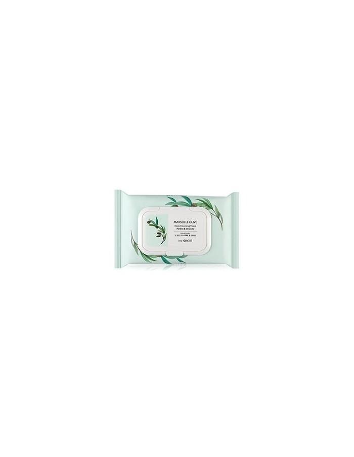 [the SAEM] MARSEILLE OLIVE Deep Cleansingl Tissue (40 sheets)