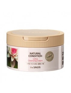 [the SAEM] Natural Condition Lotus Cleansing Cream 300ml