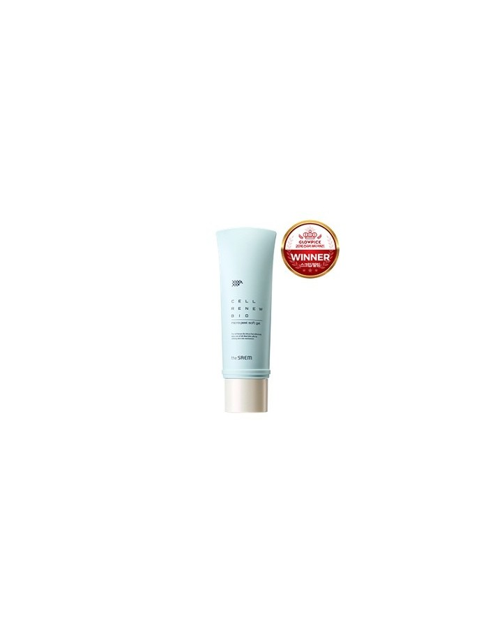 [the SAEM] Cell Renew Bio Micro Peel Soft Gel 160ml