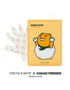 [Thefaceshop] KAKAO Rich Hand V Special Care Hand Mask