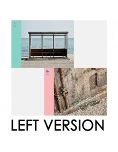 BTS - YOU NEVER WALK ALONE CD + POSTER (LEFT VERSION)