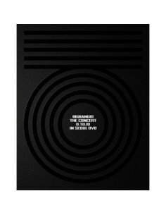 BIGBANG - BIGBANG10 THE CONCERT 0.TO.10 IN SEOUL DVD (2 DISC) [Pre-Order]