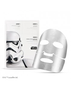 [Thefaceshop] STAR WARS HYDRO-LIFTING SILVER FOIL FACE MASK 28ml