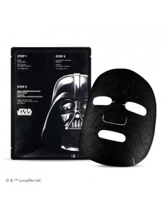 [Thefaceshop] STAR WARS AQUA REFRESHING BLACK FACE MASK 28ml