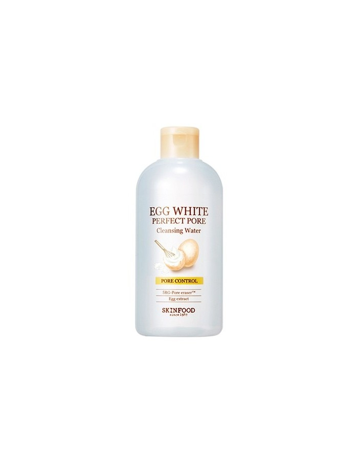 [Skin Food ] Egg White Perfect Pore Cleansing Water 300ml