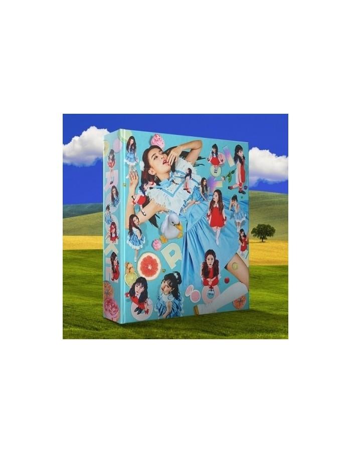 RED VELVET 4th Mini Album - ROOKIE CD + Poster [RANDOM COVER]