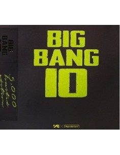 BIGBANG - BIGBANG10 THE VINYL LP: LIMITED EDITION