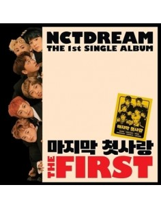 NCT DREAM - THE FIRST 1st Single Album CD + Poster [Pre-Order]