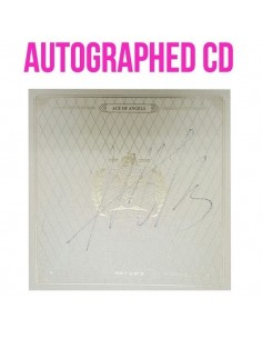 [Autographed CD] AOA - VOL.1 ANGEL'S KNOCK A VER CD (Hyejeong)