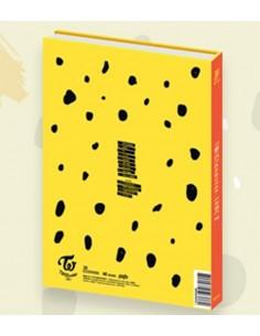 TWICE Special Album - COASTER : LANE2 (A ver) CD + Poster [Pre-Order]