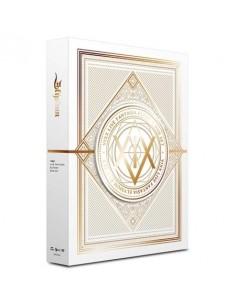 [DVD] VIXX Live FANTASIA ELYSIUM DVD (2 disc) + photobook 96p + standard card