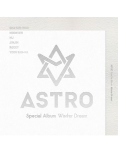 ASTRO Special Album - WINTER DREAM CD + Poster [Pre-Order]