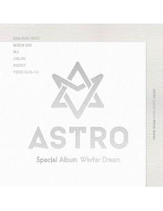 ASTRO Special Album - WINTER DREAM CD + Poster [Pre-Order]