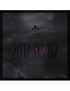 VICTON 2nd Mini Album - READY CD + Poster