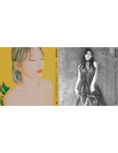 Girls Generation TAEYEON Vol 1 Album - My Voice CD + Poster