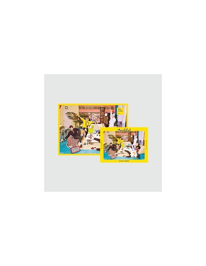 BLOCK B 4th Fanmeeting Goods : BEEUTIFUL 500Pcs Puzzle