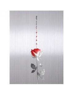 BAP 6th Single Album - ROSE(A ver) CD + Poster