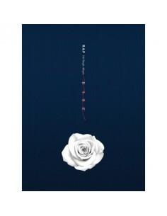 BAP 6th Single Album - ROSE(B ver) CD + Poster