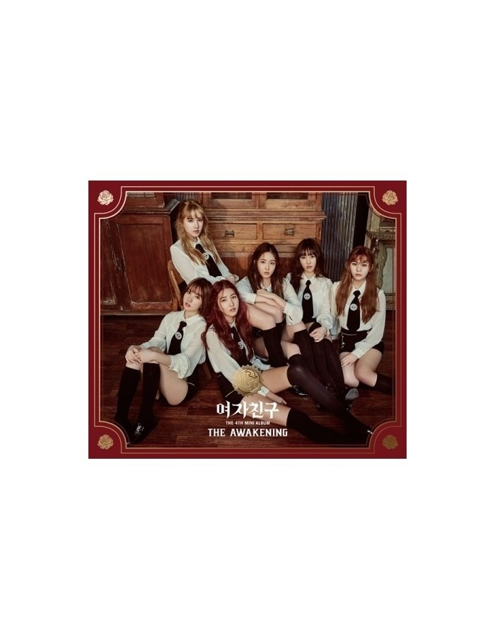 GFRIEND - THE AWAKENING (4TH MINI ALBUM) (KNIGHT VER.)