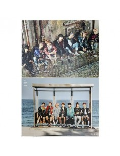 [Poster] BTS - You Never Walk Alone Official Poster (2Kinds)