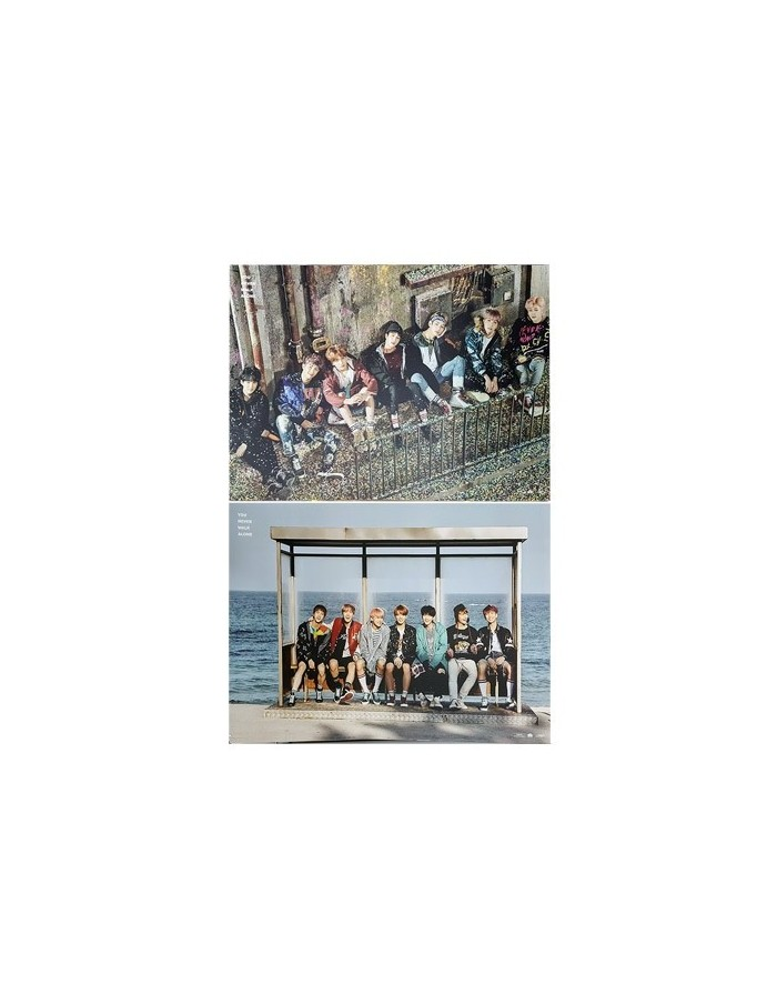 Poster Bts You Never Walk Alone Official Poster