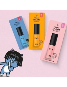 [ KAKAO FRIENDS ] ON THE BODY X KAKAO FRIENDS : Vitamin Oil TInt 4.5g (3Kinds)