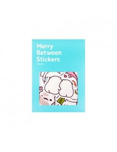 [MERRYBETWEEN] DECO Sticker - Robin Egg (S Size)