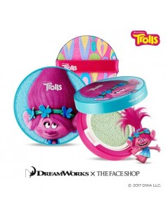 [Thefaceshop] Trolls Tone UP Cushion(3Kinds) 15g