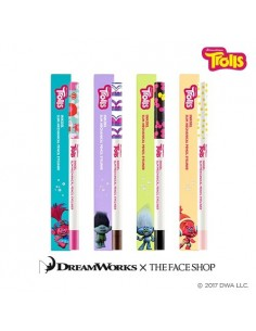 [Thefaceshop] Trolls INKGEL SLIM Mechanical Pencle Eyeliner 0.1g (4Colors)