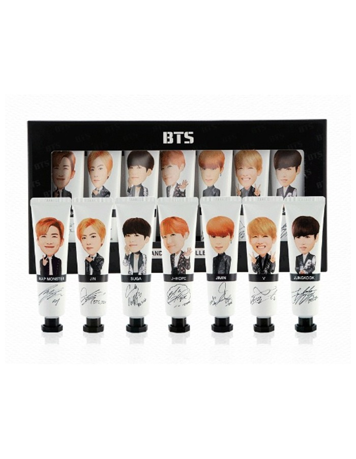 BTS Hand Cream SET(7EA)