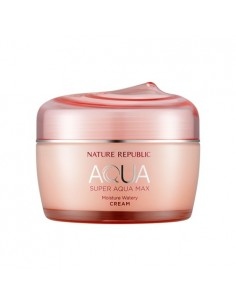 [ Nature Republic ] Aqua Max Moisture Watery Cream (For Dry Skin)