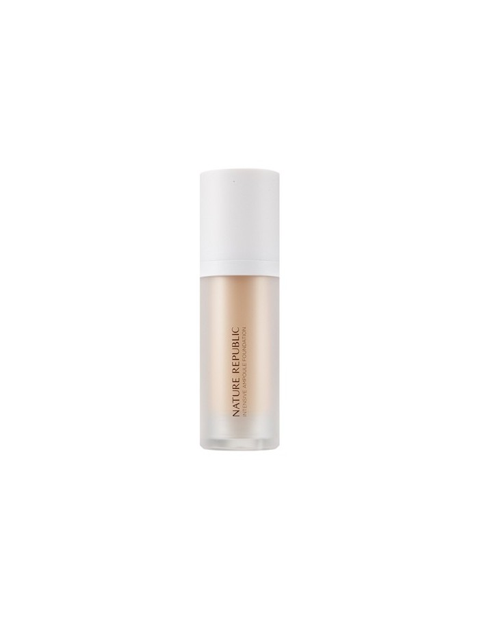 [ Nature Republic ] Provence Intensive Ampoule Foundation 30ml SPF31 PA++ (2Kinds)