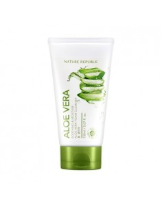 [Nature Republic] Soothing & Moisture Aloe Vera Foam Cleanser 150ml