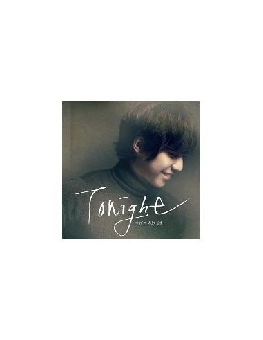 Lee Seung Gi 5th Album - Tonight CD + Poster