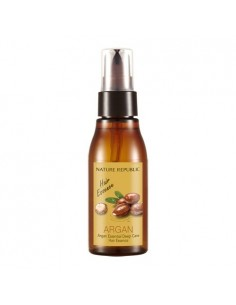 [ Natrure Republic ] Argan Essential Deep Care Hair Essence 60ml