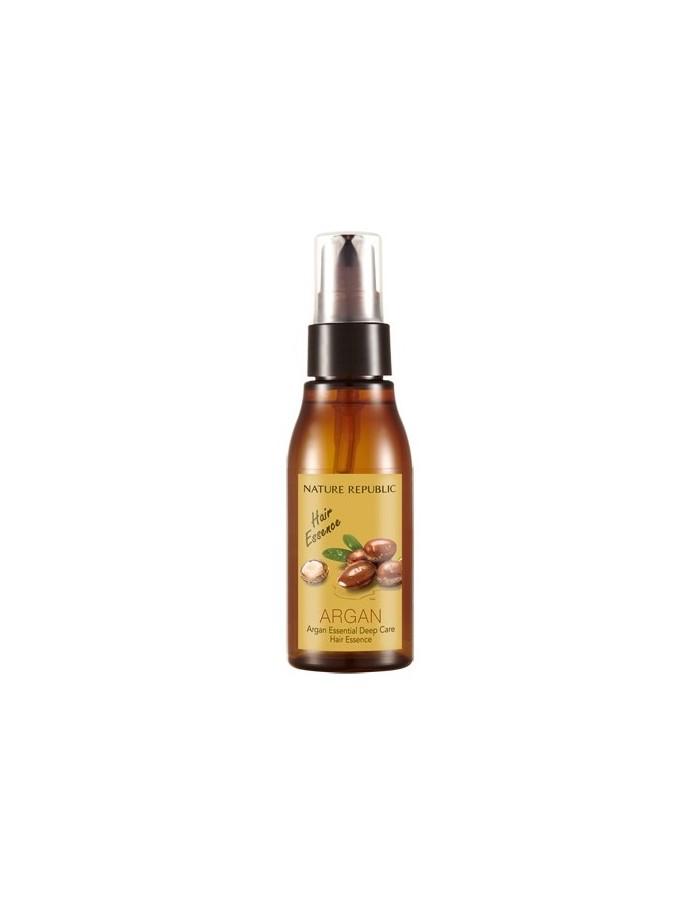 [ Natrure Republic ] Argan Essential Deep Care Hair Essence 60ml