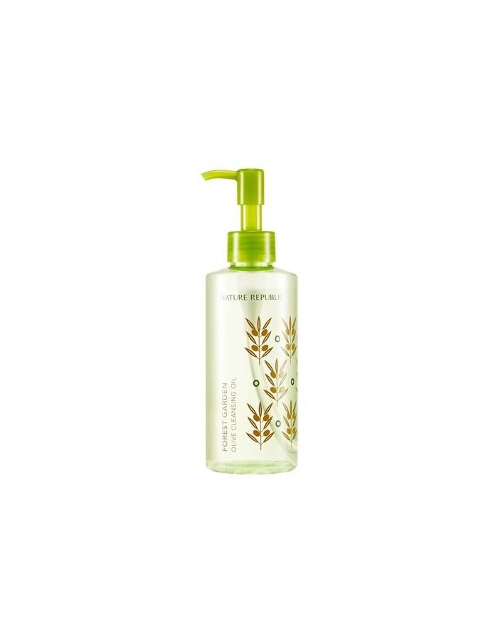 [ Natrure Republic ] Forest Garden Olive Cleansing Oil 200ml