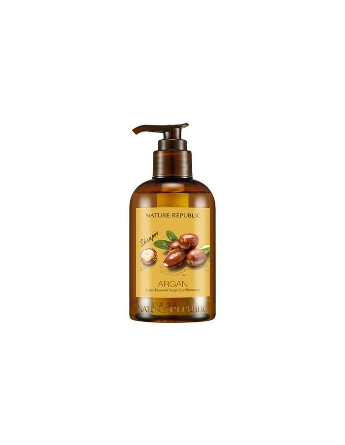 [ Natrure Republic ] Argan Essential Deep Care Shampoo 300ml