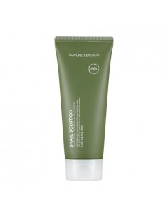 [ Nature Republic ] Snail Solution Foam Cleanser 150ml