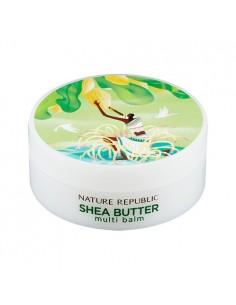 [ Nature Republic ] SHEA BUTTER Multi Balm 20g
