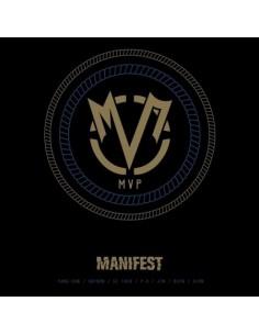 MVP - MANIFEST CD + Poster