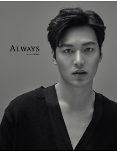 LEE MIN HO - Always CD
